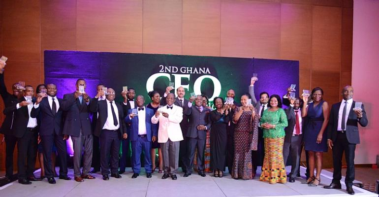 3rd Ghana CFO Awards Nominees Unveiled