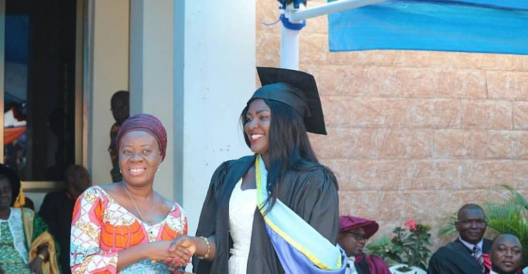 GIJ's Best Graduating Student For Broadcasting Receive Honours From CITI FM