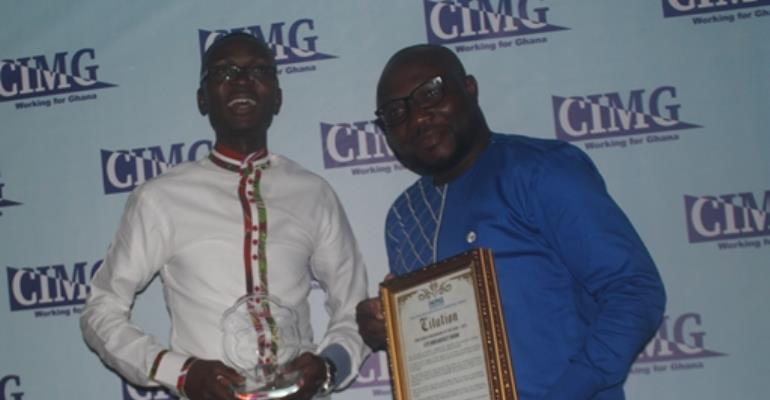 Citi Breakfast Show named CIMG programme of the year [Pnotos]