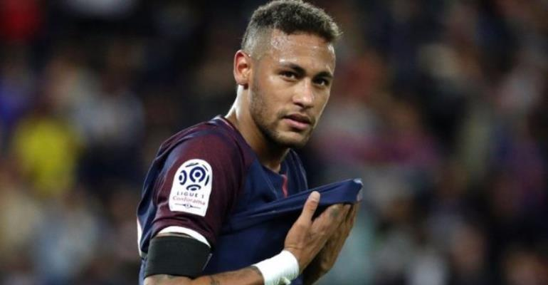 PSG star Neymar asks UEFA to kick Barcelona out of Champions League