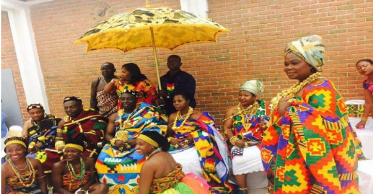 Asanteman Assocition Of North America Celebrates Asante Day In Columbus Ohio