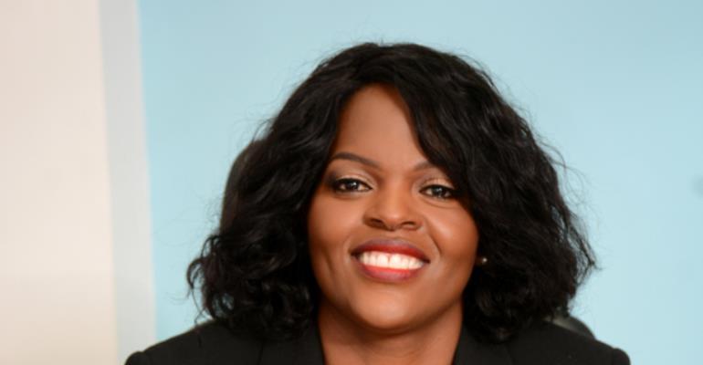 Yolanda Cuba, CEO, Vodafone Ghana