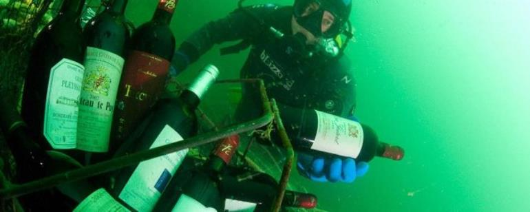 The Town That Throws Wine Into The Sea