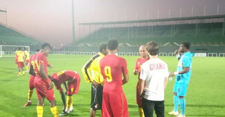 AFCON 2017: Black Stars beat Uzbekistan giants in first friendly