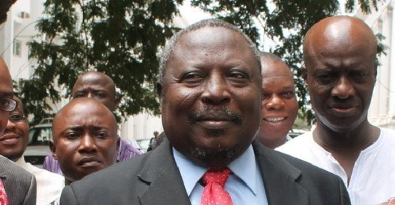 Amidu exposes 'massive corruption' in 5th & 6th parliaments