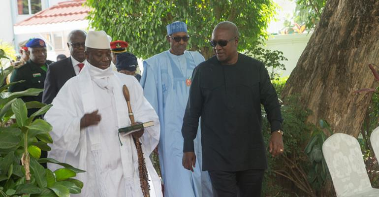 ECOWAS to make 2nd attempt at convincing Jammeh to step down