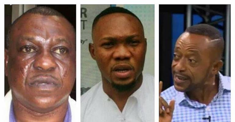 Alhaji Bature's Son Slams Rev Owusu Bempah