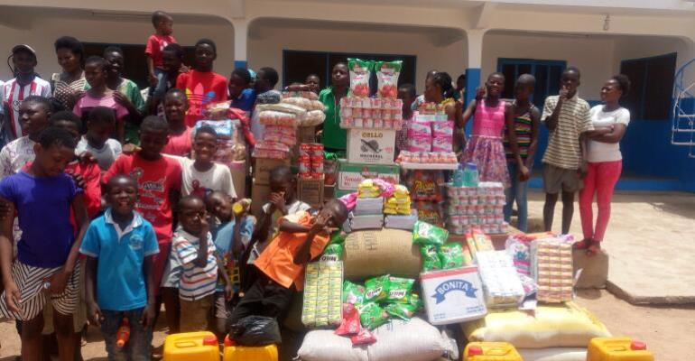Don't Just Send Food Items To Orphanages...,