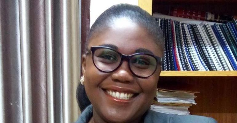 New PRO For GES Is Cassandra Twum-Ampofo
