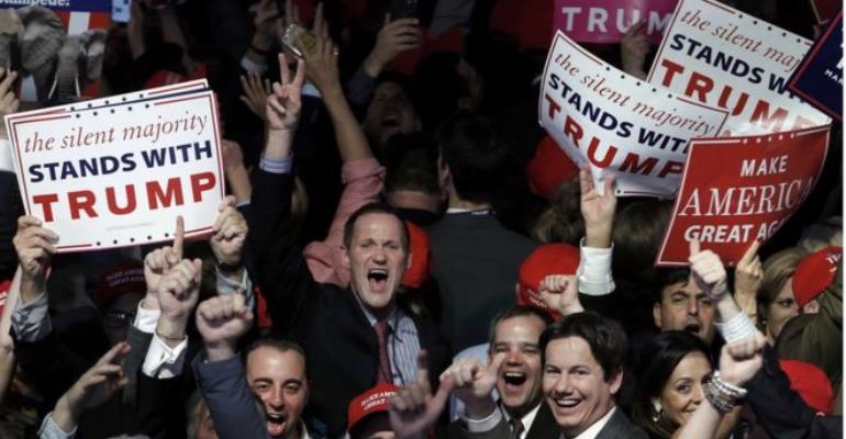 US election 2016: The Trump-Brexit voter revolt