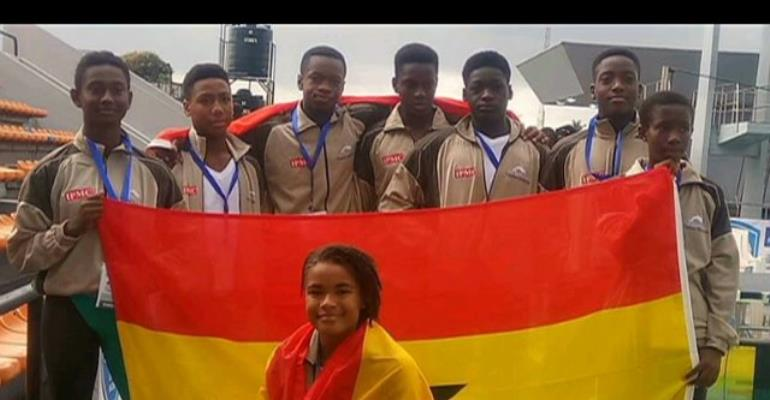 Ghana Grabs 27 Medals At Africa Junior Swimming Championship