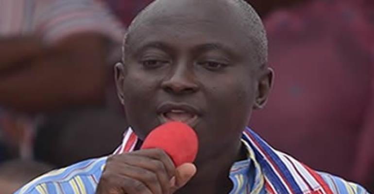 Nana Addo shouldn't apologize for speech gaffe – Atta Akyea