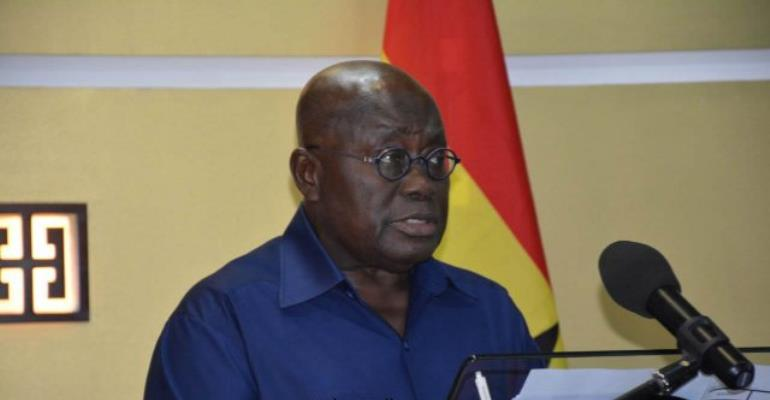 2nd Ministerial list out: Akufo-Addo creates new ministries, re-aligns old