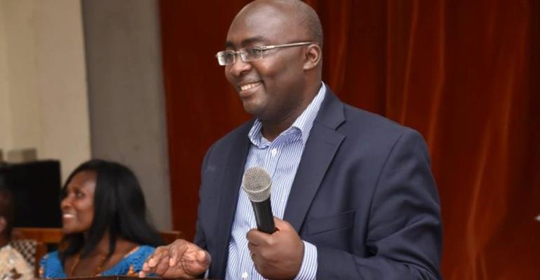 Ghana Muslim Students' Association Congratulates H.E Dr Mahamudu Bawumia