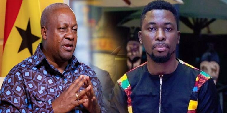 EX- President Mahama Is Greedy – A- Plus