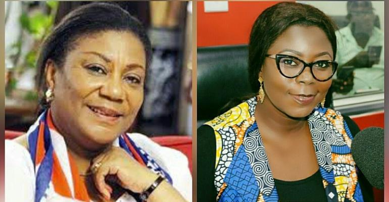 Letter to the First Lady Mrs. Rebecca Akufo-Addo – Serwaa Akoto writes
