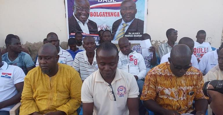 NPP Zongo Youth threaten to force Mahama out of residence