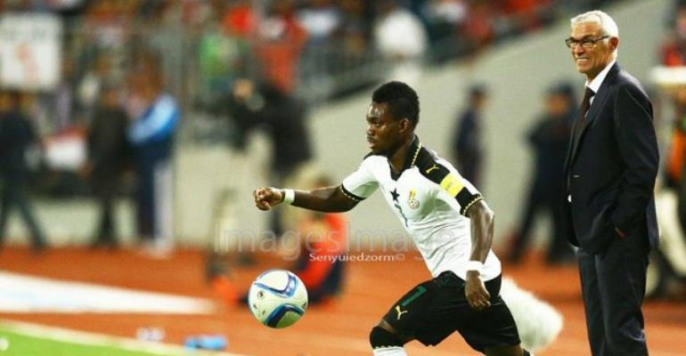 AFCON 2017: Timing of tournament gives Atsu headache