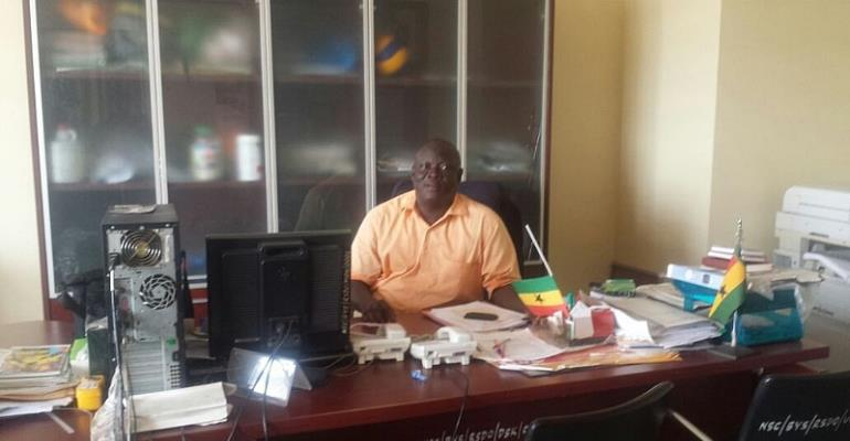 FEATURE: Richard Iddrisu Ewuntomah: The apt definition of a real manager