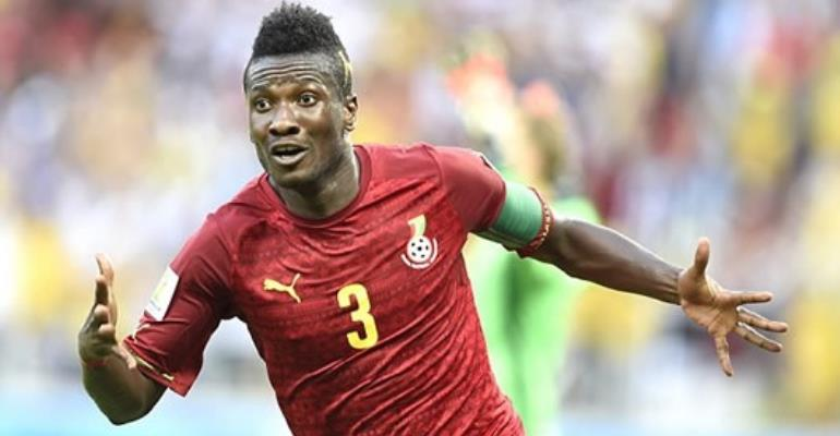 Friendly win will boost Ghana confidence for AFCON - Asamoah Gyan