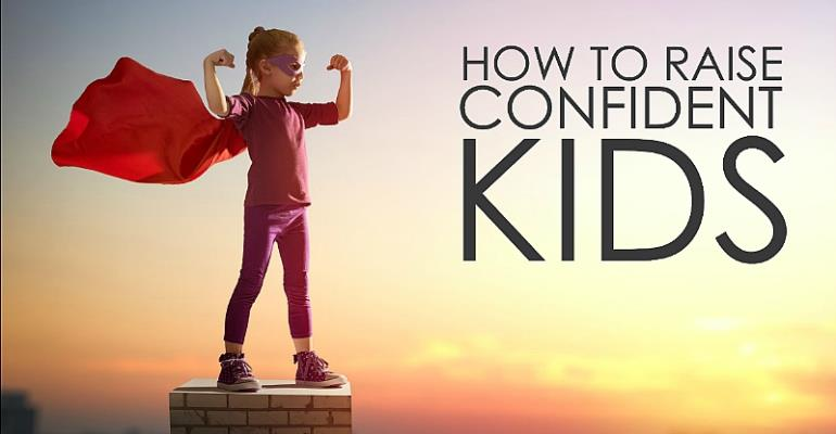 How To Instill Self Confidence In Your Child