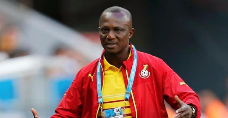 Kwasi Appiah Confident Kotoko Will Qualify To Next Round Of Confederations Cup