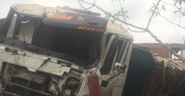 8 Killed, 5 Injured In Gory Boankra Accident