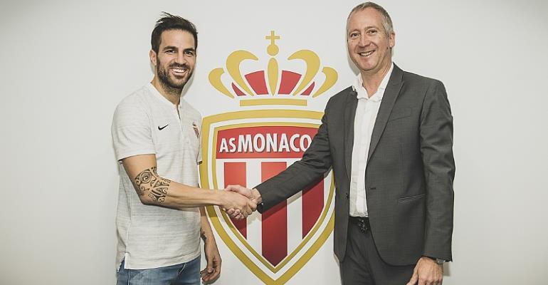 Chelsea Midfielder Cesc Fabregas Joins Monaco