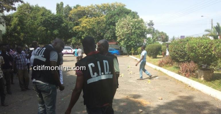 Police begin investigation into NDC/NPP clashes [Photos]