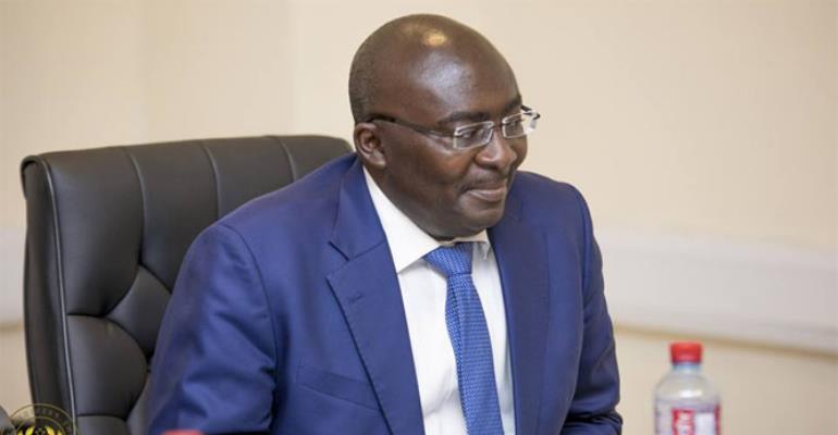 Vice President, Alhaji Mahamudu Bawumia
