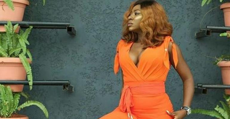 Actress, Yvonne Jegede Dazzles in Sexy Outfit
