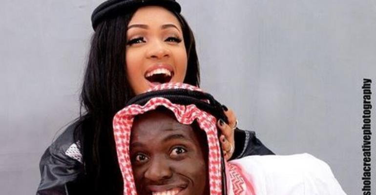 Comedian Akpororo Celebrates 2nd Year Wedding Anniversary