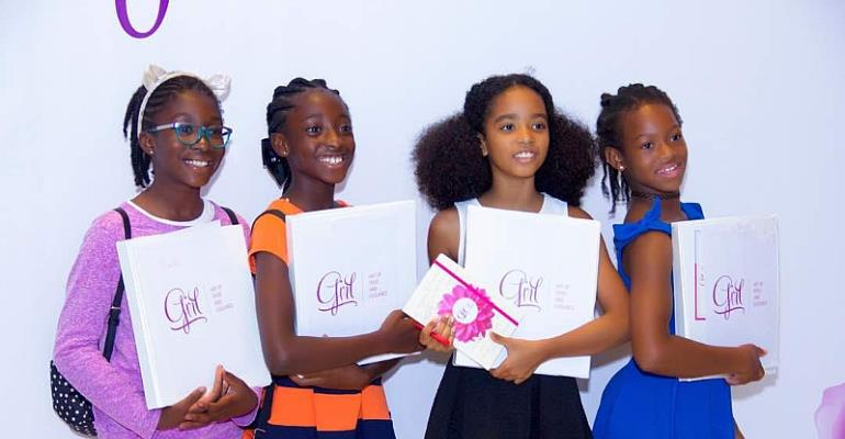21st Century Etiquette School For Girls Opens In Accra