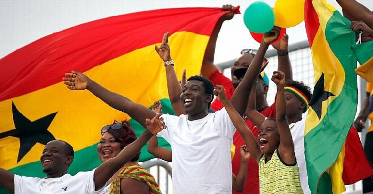 Not All Doom And Gloom In Black Stars' World Cup Failure