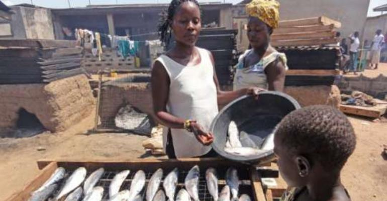Fishmongers Campaign Against 'Galamsey On The Sea'