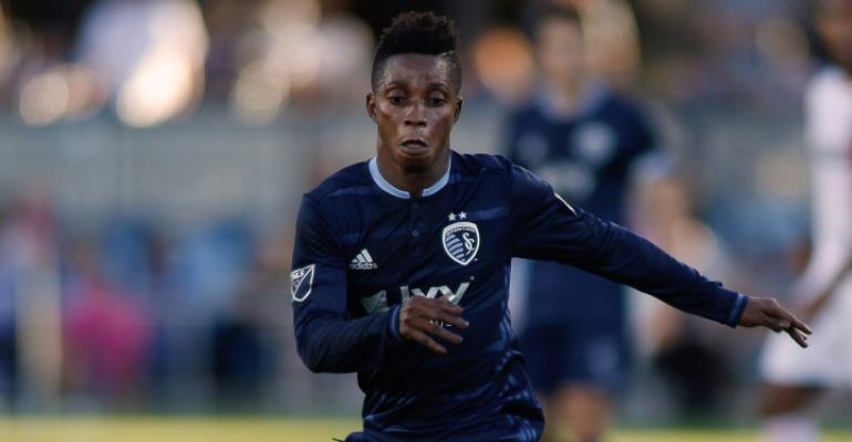 Kansas City's Latif Blessing Debut Season In MLS Hailed As Resounding Success