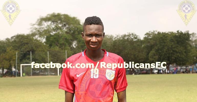 WAFA SC Battling Man City And Club Brugge For Zakaria Abdallah