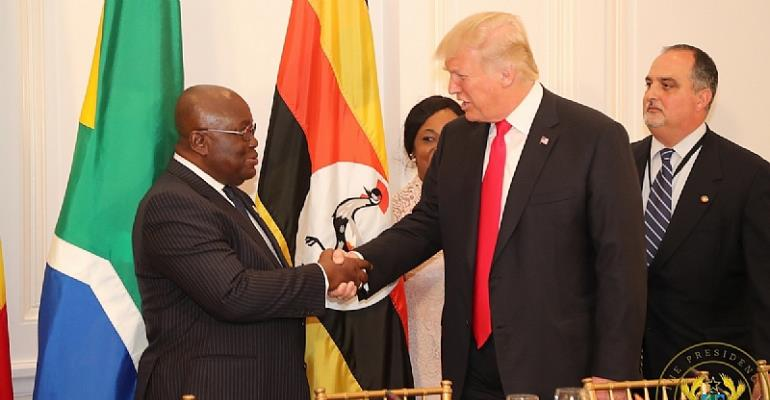 """Could Akufo-Addo Be Afflicted With The """"Mills-Woyome Syndrome""""?"""