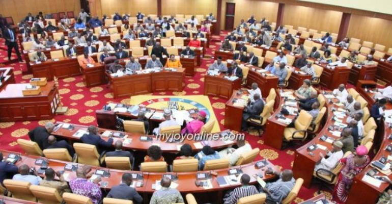 NPP Major Campaign Promise Fulfilled?...Special Prosecutor's Bill Passed