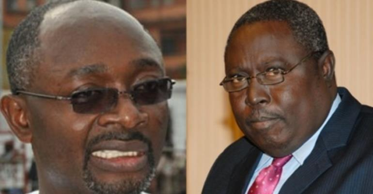 Amidu cleared to examine Woyome