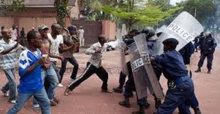 Electoral violence