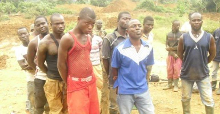Death toll in illegal mine clash increase to 13- Residents claim