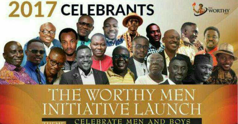 The Worthy Men Project Launches Tonight At The Grand Casamora