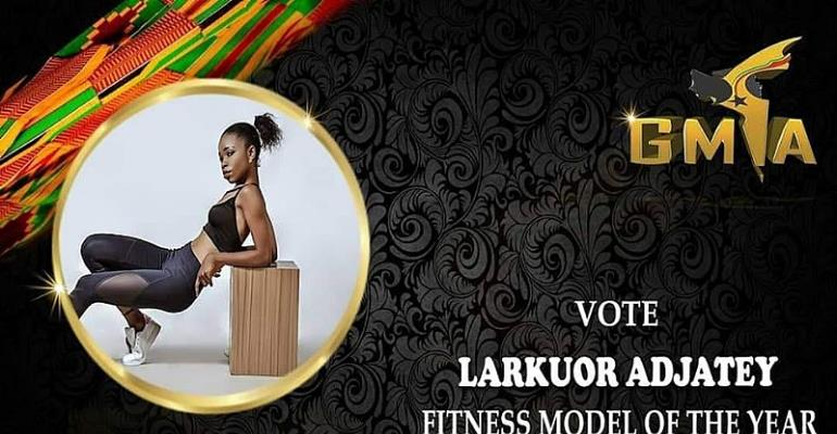 Lark Gh grabs nominations at the maiden edition of Ghana Modelling Industry and Heroes Awards