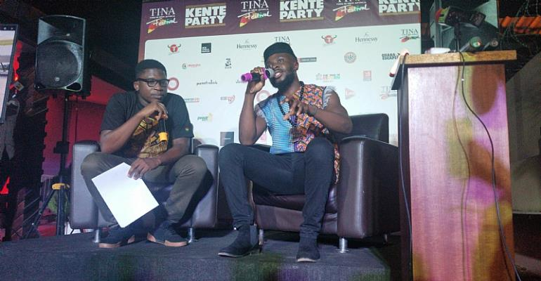 Fuse ODG, Sarkodie, Joey B, others ready for TINA Festival