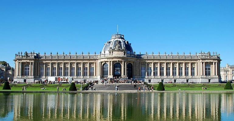 Africa Museum, formerly Royal Museum for Central Africa, Tervuren,Belgium.