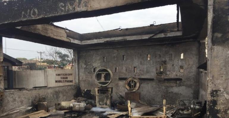 Kumasi Gas Explosion Injures 3 Persons