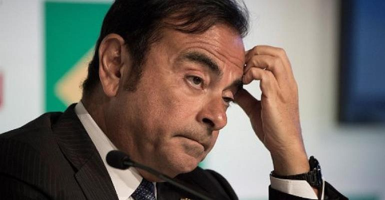 Carlos Ghosn not currently fit to lead Renault, says French finance minister