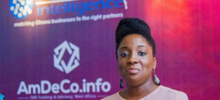 Amma Gyampo: The Woman Jumpstarting African Startups