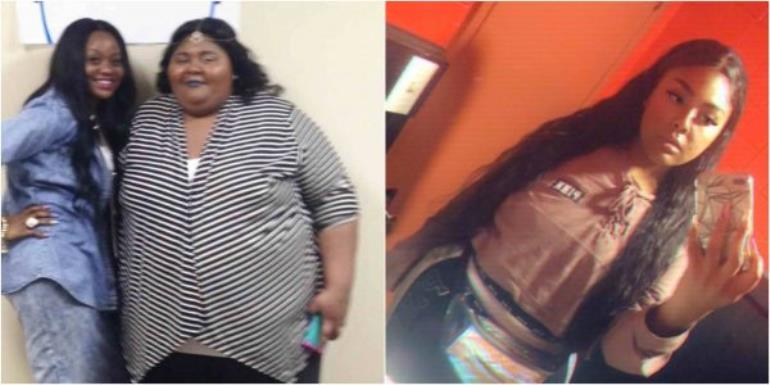 This Lady's Weight Loss Journey Will Amaze You